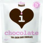 I love snacks Chocolate