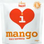 Mango I love snacks