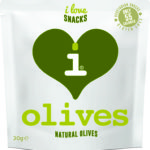 I love snacks olives