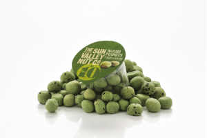 Sun Valley wasabi nuts