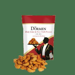 Dormens Zesty Lime & Fiery Chillli Peanuts