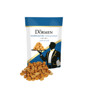 Dormens traditional dry roasted peanuts