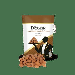 Dormens traditional smoked almonds
